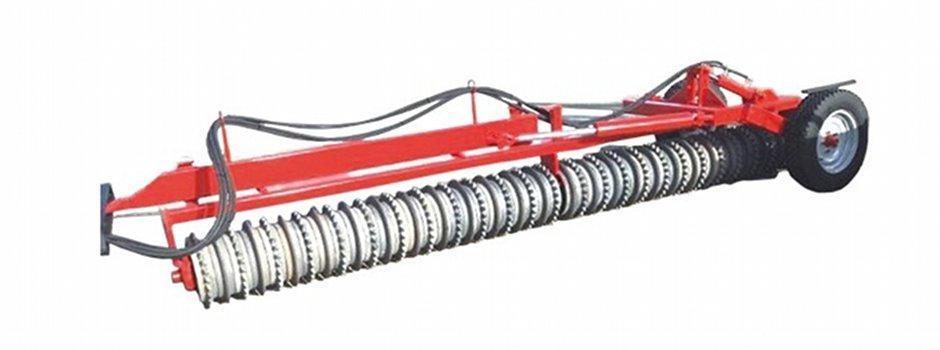 Lanza giratoria 1 paño. Rueda 430 mm